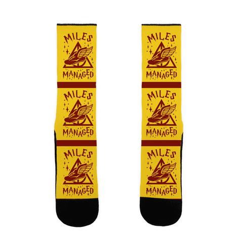 Miles Managed Sock