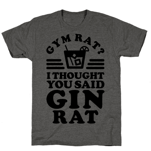 Gym Rat Gin Rat