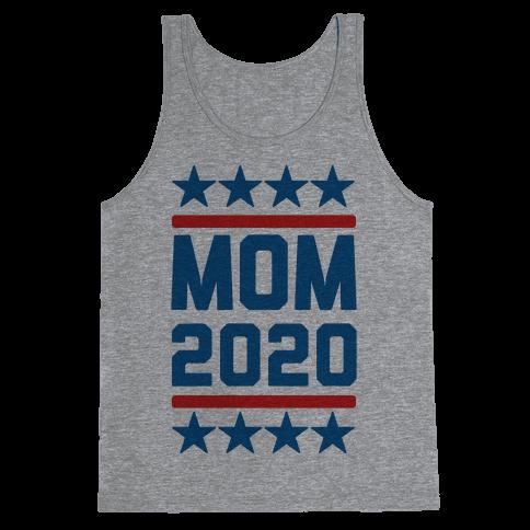 Mom 2020 Tank Top