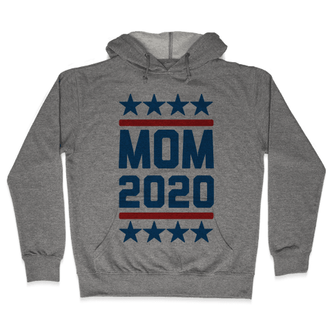 Mom 2020 Hooded Sweatshirt