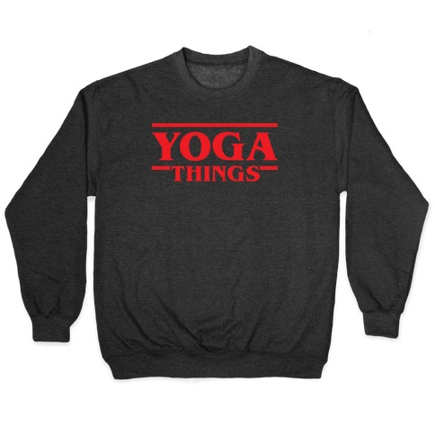Yoga Things Pullover