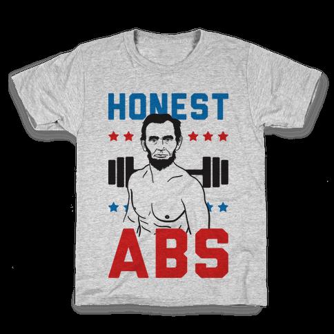 Honest Abs Kids T-Shirt