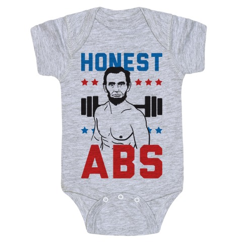 40029ee7b76e2 Abraham Lincoln Baby Onesies