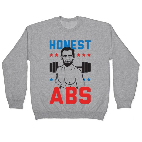 Honest Abs Pullover