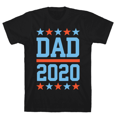 DAD 2020 Mens/Unisex T-Shirt