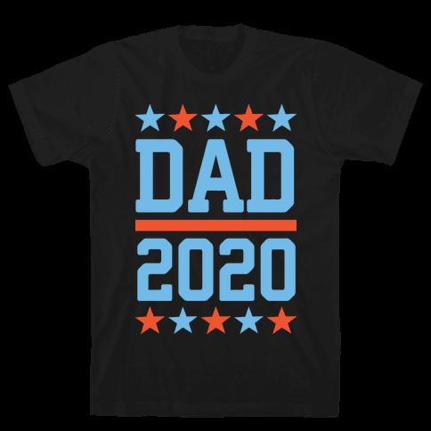 DAD 2020 Mens/Unisex T-Shirt