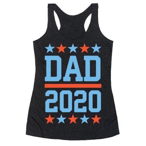 DAD 2020 Racerback Tank Top