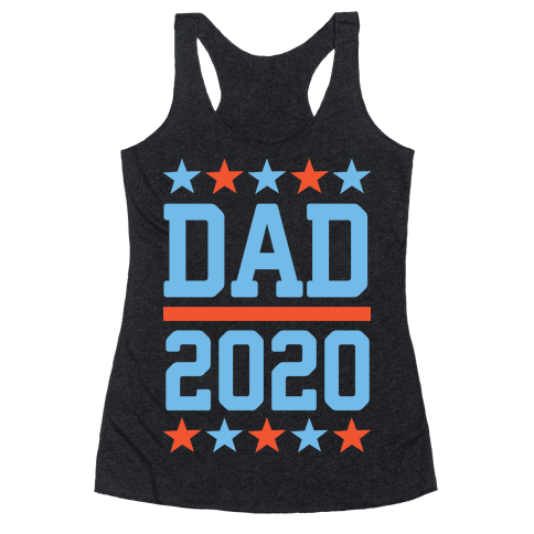 DAD 2020 Racerback Tank Top