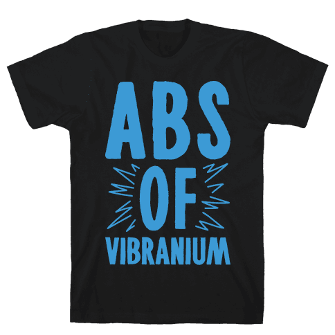 Abs Of Vibranium Parody