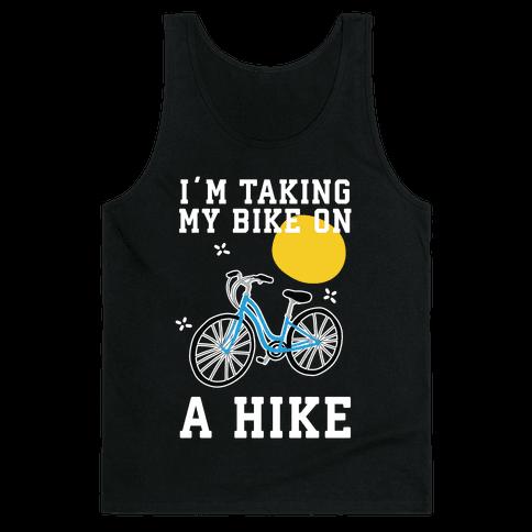 Bike Hike Tank Top