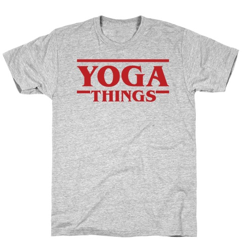 Yoga Things T-Shirt
