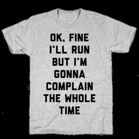Ok Fine I'll Run