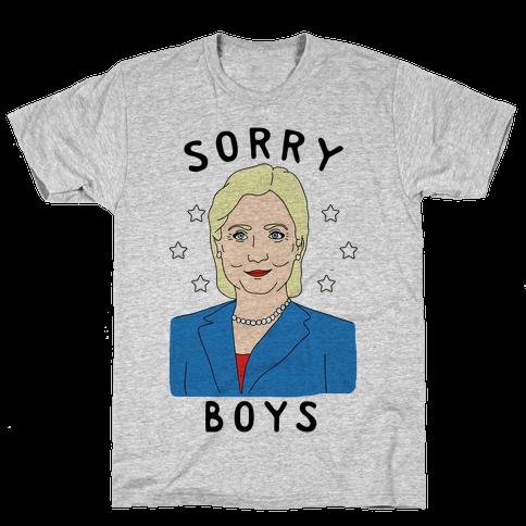 Sorry Boys (Hillary Clinton)