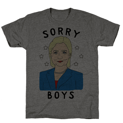 Sorry Boys (Hillary Clinton)