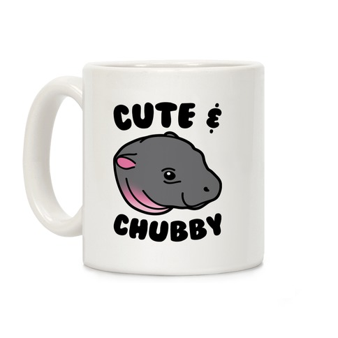 Cute & Chubby Coffee Mug