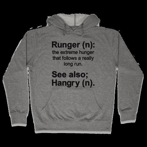 Runger Definition Hooded Sweatshirt