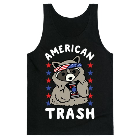 American Trash Tank Top