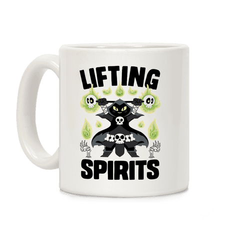 Lifting Spirits Coffee Mug