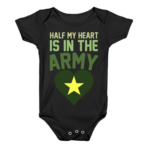 Military Wife Quotes Gifts For Wives Baby Onesies | Merica Made