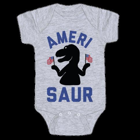 Amerisaur Baby Onesy