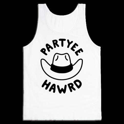 Partyee Hawrd Tank Top