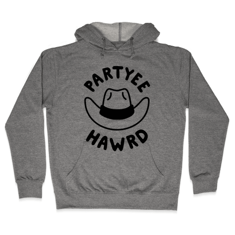 Partyee Hawrd Hooded Sweatshirt