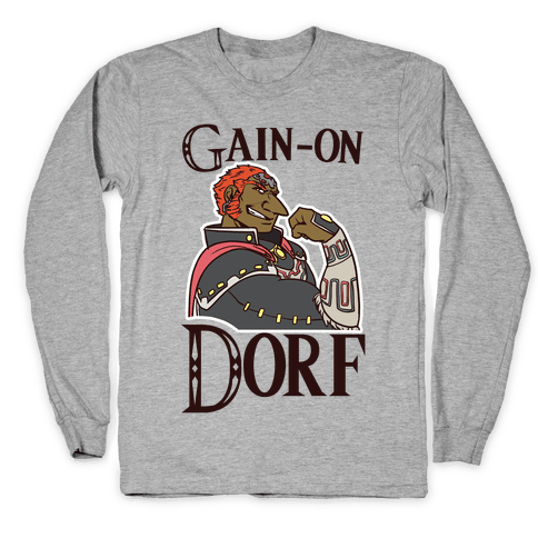 Gain-ondorf Long Sleeve T-Shirt