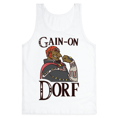 Gain-ondorf Tank Top