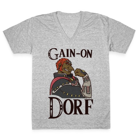 Gain-ondorf V-Neck Tee Shirt