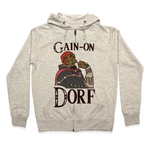 Gain-ondorf Zip Hoodie