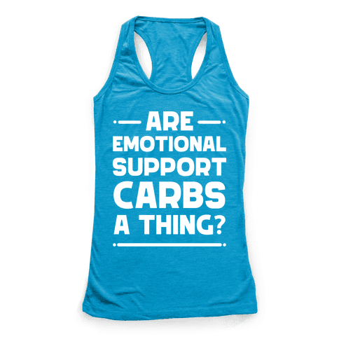 Are Emotional Support Carbs A Thing?