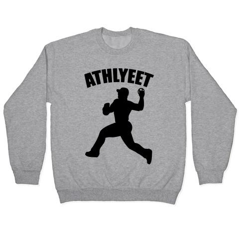 Athlyeet Baseball  Pullover