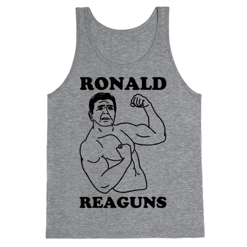 Ronald Reaguns Tank Top