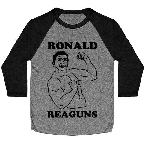 Ronald Reaguns Baseball Tee