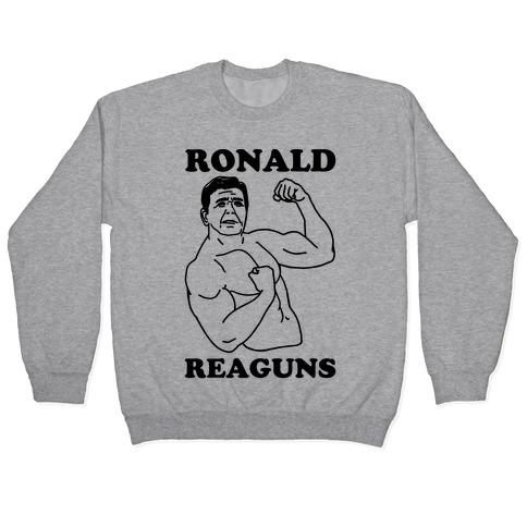 Ronald Reaguns Pullover