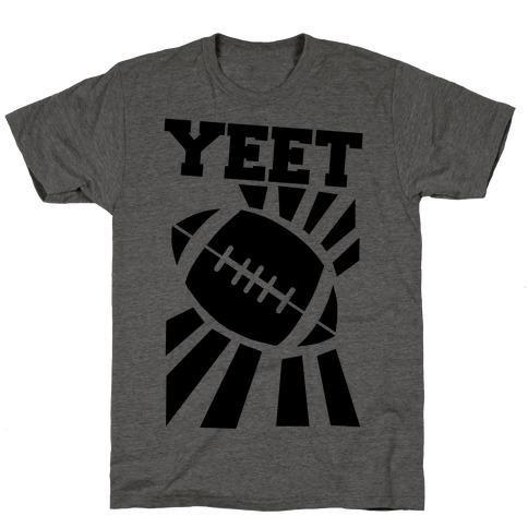 Yeet - Football T-Shirt