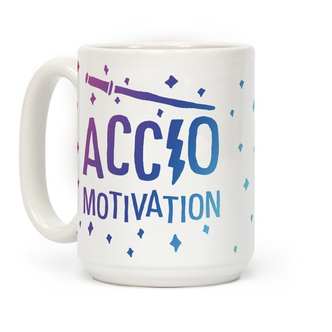 Accio Motivation Coffee Mug