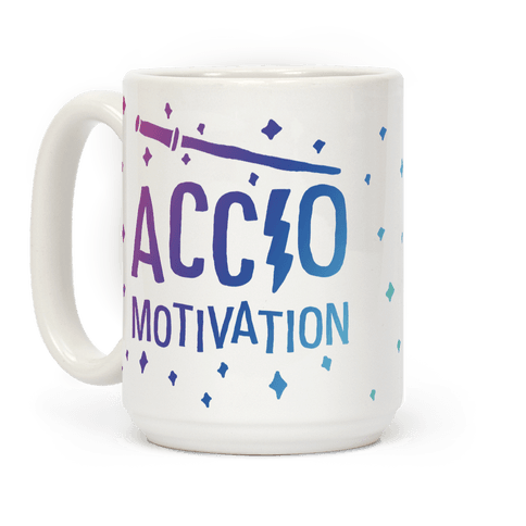 Accio Motivation Coffee Mug