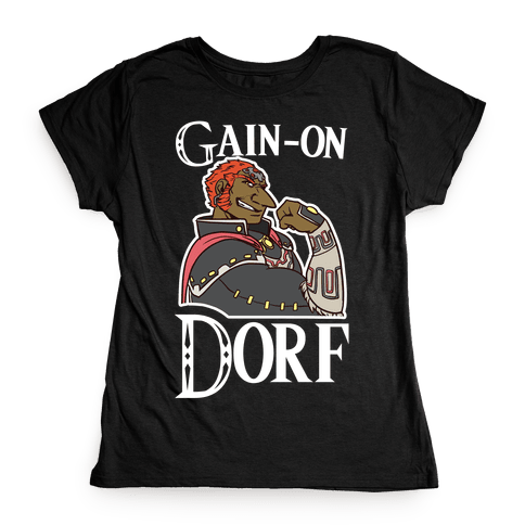 Gain-ondorf Womens T-Shirt