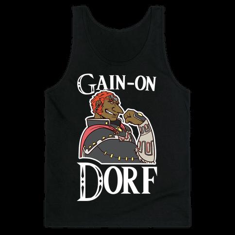 Gain-ondorf Tank Top