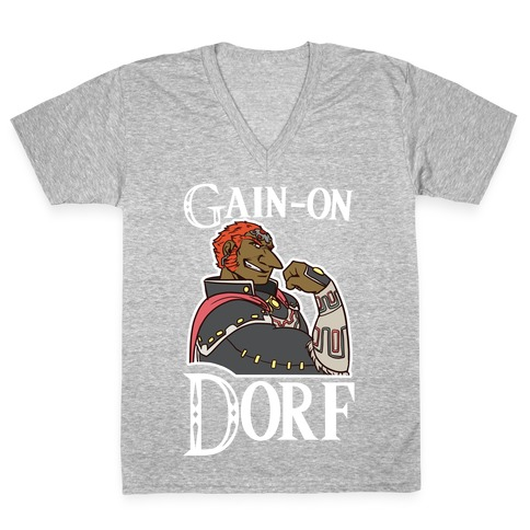 Gain-ondorf V-Neck Tee Shirt
