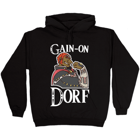 Gain-ondorf Hooded Sweatshirt