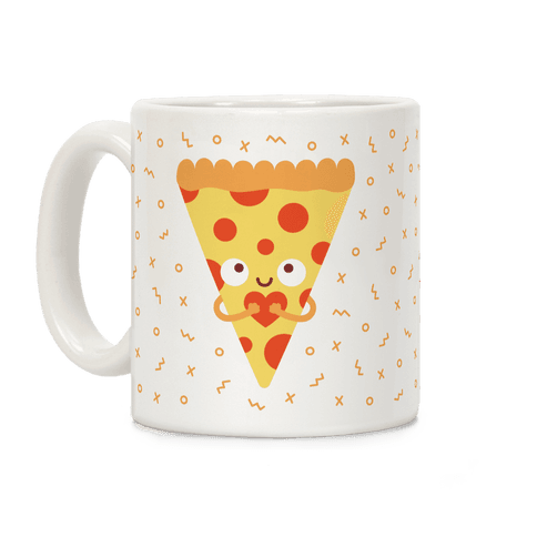 Pizza My Heart Coffee Mug
