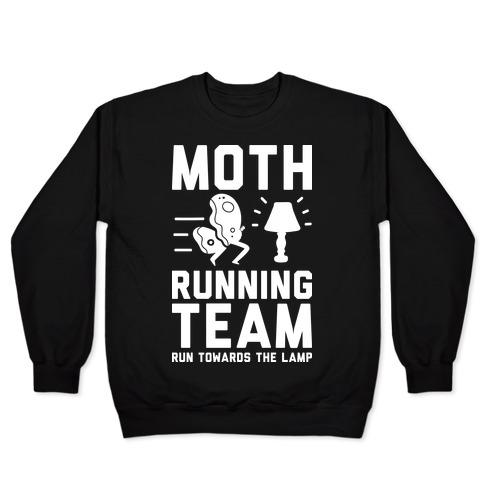 Moth Running Team Pullover