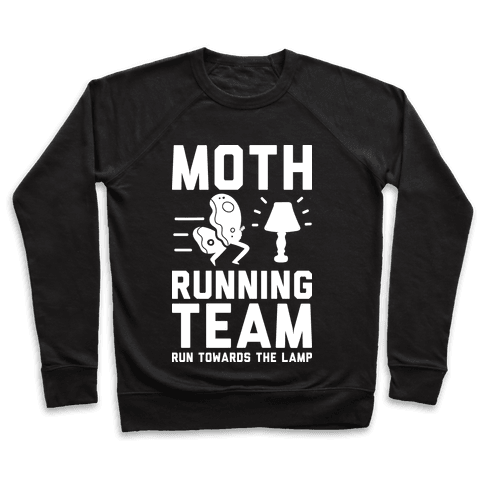 Moth Running Team Pullover