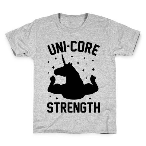 Uni-Core Strength Kids T-Shirt