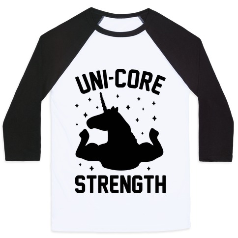 Uni-Core Strength Baseball Tee