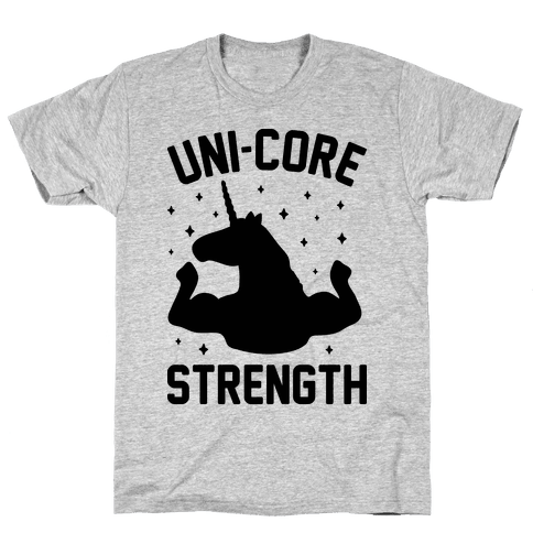 Uni-Core Strength Mens T-Shirt