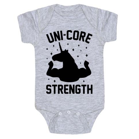 Uni-Core Strength Baby Onesy