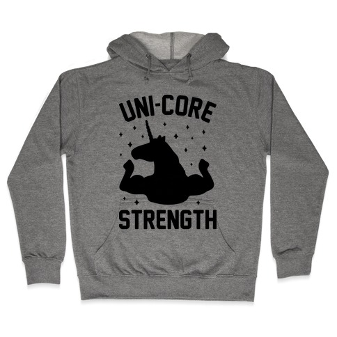 Uni-Core Strength Hooded Sweatshirt